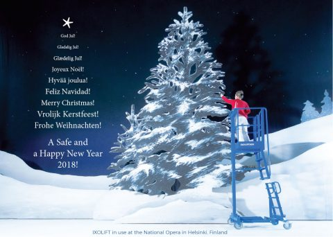 Merry Christmas from IXOLIFT